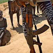 Karo Tribe, Omo River Valley, South Ethiopia, Africa
