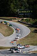 September 30-October 1, 2011: Petit Le Mans at Road Atlanta. 16 Greg Pickett, Lucas Luhr, Klaus Graf, AMR/ Lola Coupe B08, Muscle Milk-Aston Martin Racing