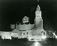 1938 Premiere at the Carthay Circle Theater