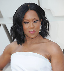 The 91st Annual Academy Awards Arrivals at The Dolby Theatre in Hollywood, California on 2/24/19. 24 Feb 2019 Pictured: Regina King. Photo credit: River / MEGA TheMegaAgency.com +1 888 505 6342