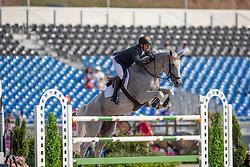 Fernandez Saro Manuel, ESP, Cuidam<br /> World Equestrian Games - Tryon 2018<br /> © Hippo Foto - Dirk Caremans<br /> 20/09/2018