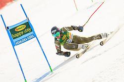March 9, 2019 - Kranjska Gora, Kranjska Gora, Slovenia - Ted Ligety of United States of America in action during Audi FIS Ski World Cup Vitranc on March 8, 2019 in Kranjska Gora, Slovenia. (Credit Image: © Rok Rakun/Pacific Press via ZUMA Wire)