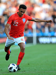 England's Trent Alexander-Arnold during the International Friendly match at Elland Road, Leeds