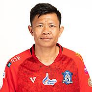 THAILAND - JUNE 03: Yuthajak Konjan #18 of Chiangmai FC on June 03, 2019.<br /> .<br /> .<br /> .<br /> (Photo by: Naratip Golf Srisupab/SEALs Sports Images/MB Media Solutions)