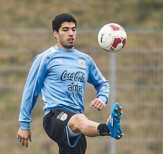 140304 Uruguay Training