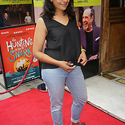 London, England, UK. 27th July 2017. Rani Price attends the opening day The Hunting of the Snark at Vaudeville Theatre, The Strand.