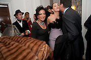 NANCY DELL D'OLIO; ANASTASIA WEBSTER, Georgina Chapman and Stephen Webster celebrate her guest designer collection for Garrard. Albermarle St. London. 4 November 2009
