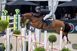 Duffy Michael, IRL, Vertige de Galarzacs<br /> CHIO Rotterdam 2021<br /> © Hippo Foto - Sharon Vandeput<br />  3/07/21