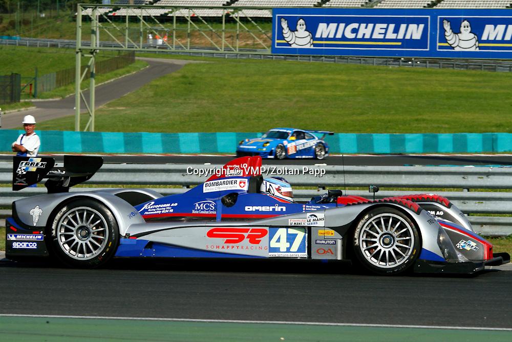 Moro/Zacchia/Lombard-Hope Formula Le Mans Oreca (47), Le Mans Series 1000 Kilometres Hungaroring 2010