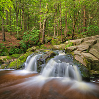 Enders Falls are located in Enders State Forest near Granby and Barkhamsted, CT. Enders State Forest Falls are a beautiful set of 5 Connecticut waterfalls that cascade into downstream pools and along steep cliffs at times. <br />