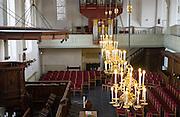 Interieur Gasthuiskerk in Zierikzee, Zeeland - Interior Gasthuiskerk in Zierikzee, Zeeland, Netherlands