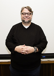 December 11, 2017 - FILE - Golden Globes 2018 Nominees - Nominated for Best Director Guillermo del Toro, The Shape of Water - Nominated for November 17, 2017 - Hollywood, California, U.S. - Screenplay Writer and Director GUILLERMO DEL TORO promotes the film 'The Shape of Water' in Hollywood. (Credit Image: © Armando Gallo via ZUMA Studio)