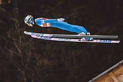 04.03.2021, Oberstdorf, GER, FIS Weltmeisterschaften Ski Nordisch, Oberstdorf 2021, Herren, Skisprung HS137, Qualifikation, im Bild Antti Aalto (FIN) // Antti Aalto of Finland during qualification for the ski jumping HS137 competition of FIS Nordic Ski World Championships 2021 in Oberstdorf, Germany on 2021/03/04. EXPA Pictures © 2021, PhotoCredit: EXPA/ JFK