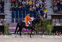 Gal Edward, NED, Glock's Total US, 151<br /> Olympic Games Tokyo 2021<br /> © Hippo Foto - Dirk Caremans<br /> 24/07/2021