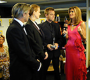 Baz Luhrman, Nicole Kidman & Ewan McGregor and Julie Moran interviewing.Hollywood Movie Awards Gala.For The Hollywood Film Festival.Beverly Hilton Hotel.Los Angeles, CA, USA.August 06, 2001.Photo by Celebrityvibe.com..