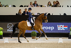Meulendijks Anne, NED, MDH Avanti<br /> The Dutch Masters<br /> Indoor Brabant - 's Hertogen bosch 2018<br /> © Hippo Foto - Dirk Caremans<br /> 09/03/2018
