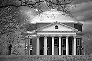 The Rotundas towers over the lawn at the University of Virginia in Charlottesville, Va. Photo/Andrew Shurtleff Photography, LLC