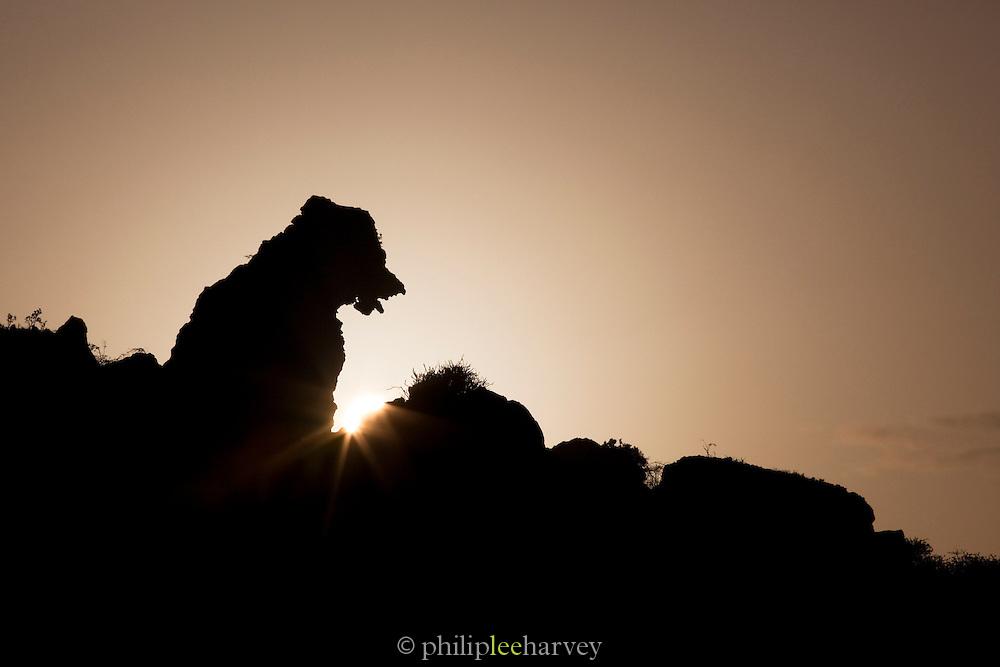 Rock formations at Nugad, Socotra, Yemen