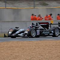 #33, HPD ARX 03b Honda, Level 5, Motorsport, Drivers: Tucker/ Bouchut/Diaz, Le Mans 24H, 2012
