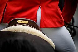 Saddle<br /> Illustration photo's <br /> © Dirk Caremans