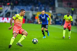 November 6, 2019, Milano, Italy: gabriel jesus (manchester city)during Tournament round, group C, Atalanta vs Manchester City, Soccer Champions League Men Championship in Milano, Italy, November 06 2019 - LPS/Fabrizio Carabelli (Credit Image: © Fabrizio Carabelli/LPS via ZUMA Wire)