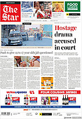 October 18, 2021 - AFRICA: Front-page: Today's Newspapers In Africa