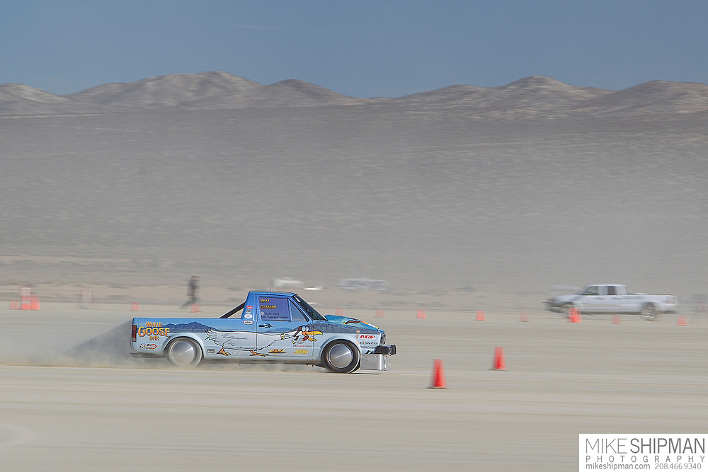 White Goose Racing, 2111, eng G, body M/MP, driver Tom Hanley, 130.727 mph, previous record 124.133
