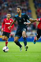 Football - 2013 / 2014 Premier League - Cardiff City vs Tottenham Hotspurs,mouassa dembele
