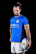 Michele Campagnaro.<br /> Nazionale italiana di Rugby.<br /> Roma 03-07-2018 Coni<br /> Foto Antonietta Baldassarre /Insidefoto