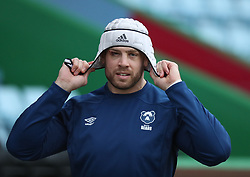 Dave Attwood of Bristol Bears in the warm up  - Mandatory by-line: Matt Impey/JMP - 26/12/2020 - RUGBY - Twickenham Stoop - London, England - Harlequins v Bristol Bears - Gallagher Premiership Rugby