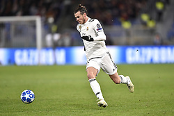 November 27, 2018 - Rome, Rome, Italy - Gareth Bale of Real Madrid during the UEFA Champions League match between Roma and Real Madrid at Stadio Olimpico, Rome, Italy on 27 November 2018. (Credit Image: © Giuseppe Maffia/Pacific Press via ZUMA Wire)