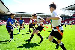 Bristol Sport Community Foundation hold a Celebration of Sport Week at Ashton Gate  - Mandatory by-line: Dougie Allward/JMP - 22/05/2017 - Celebration of sport week