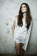 Fashion editorial<br /> Photo By Moses NG/MozImages, Hong Kong