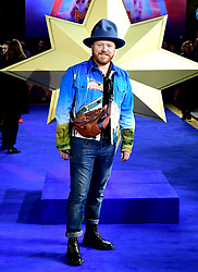 Leigh Francis attending the Captain Marvel European Premiere held at the Curzon Mayfair, London. Picture date: Wednesday February 27, 2019. Photo credit should read: Ian West/PA Wire