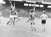 Hurling Final - Antrim v London at Croke Park..25.06.1978  25th June 1978
