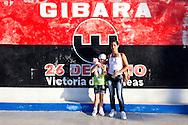 Woman with daughter in Gibara, Holguin, Cuba.