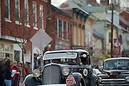 Shepherdstown, WV closing day events for the Shepherdstown 250  celebration on 11/11/2012