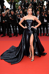 attending the Oh Mercy! premiere, during the 72nd Cannes Film Festival. Photo credit should read: Doug Peters/EMPICS