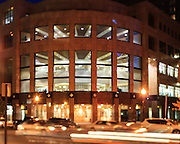 I've always enjoyed night photographs of city locations but I don't usually go out to shoot at night.  This is the main library.