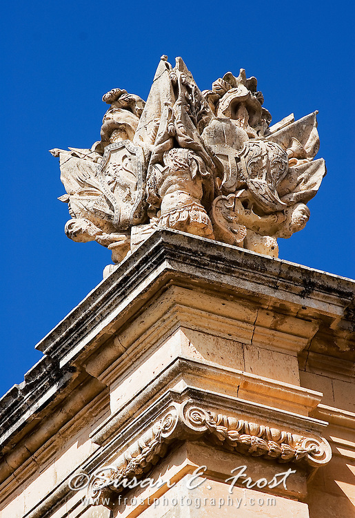 Architectural details, Malta