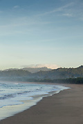 Coastline Red Island Beach, Red Island, Banyuwangi Regency, East Java, Indonesia, Southeast Asia