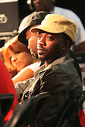 """Anthony Hamilton at the Hip-Hop Summit's """"Get Your Money Right"""" Financial Empowerment International Tour draws hip-hop stars and financial experts to teach young people about financial literacy held at The Johnson C. Smith University's Brayboy Gymnasium on April 26, 2008..For the past three years, hip-hop stars have come out around the country to give back to their communities. Sharing personal stories about the mistakes they've made with their own finances along the way, and emphasizing the difference between the bling fantasy of videos and the realities of life, has helped young people learn the importance of financial responsibility while they're still young. With the recent housing market crash in the United States affecting the economy, jobs, student loans and consumer confidence, young people are eager to receive sound financial advice on how to best manage their money and navigate through this volatile economic environment.."""
