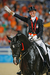 Van Grunsven Anky (NED) - IPS Salinero<br /> Olympic Games Hong Kong 2008<br /> Photo © Dirk Caremans - Hippo Foto