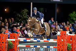Bruynseels Niels, BEL, Delux van T&L<br /> Jumping International de Bordeaux 2020<br /> © Hippo Foto - Dirk Caremans<br />  08/02/2020