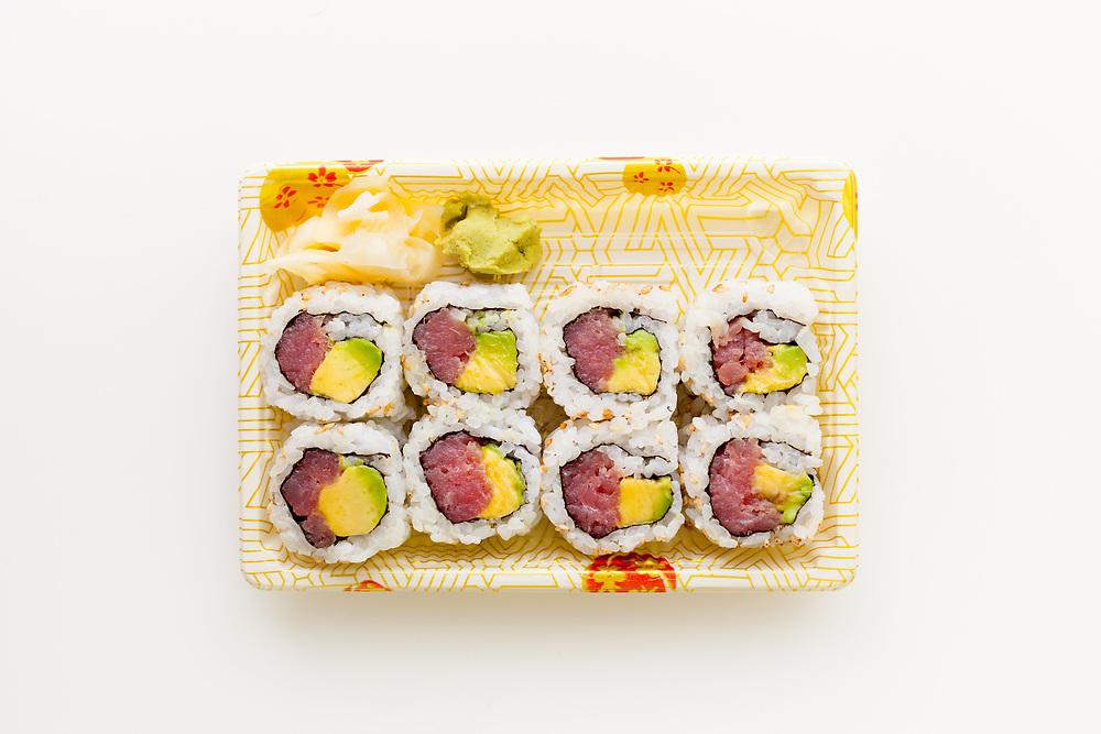Tuna Avacado Roll from Ennju ($7.35)