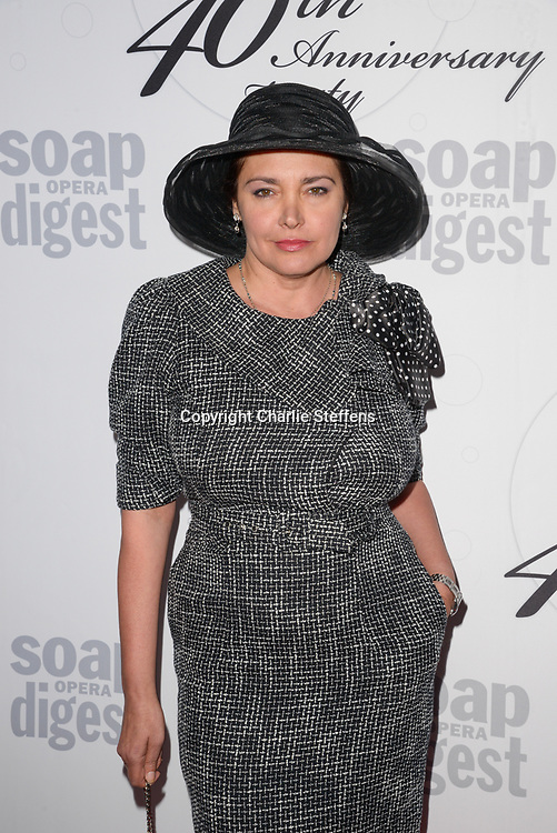 DEVIN DEVASQUEZ at Soap Opera Digest's 40th Anniversary party at The Argyle Hollywood in Los Angeles, California