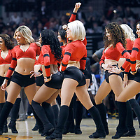 26 March 2012: The Luvabulls are seen during the Denver Nuggets 108-91 victory over the Chicago Bulls at the United Center, Chicago, Illinois, USA. NOTE TO USER: User expressly acknowledges and agrees that, by downloading and or using this photograph, User is consenting to the terms and conditions of the Getty Images License Agreement. Mandatory Credit: 2012 NBAE (Photo by Chris Elise/NBAE via Getty Images)