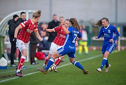 - Mandatory by-line: Paul Knight/JMP - 28/03/2018 - FOOTBALL - Stoke Gifford Stadium - Bristol, England - Bristol City Women v Birmingham City Ladies - FA Women's Super League