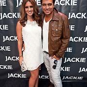 NLD/Amsterdam/20110825 - Uitreiking Jackie's Best Dressed List 2011, Waylon en partner Annemijn van Meeuwen