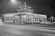 1302-08-15. The Pagoda, 3839 NE Broadway, Portland Oregon, December 1957